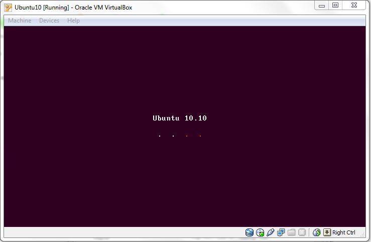 Ubuntu Loading