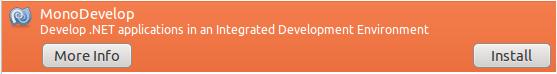 MonoDevelop Install