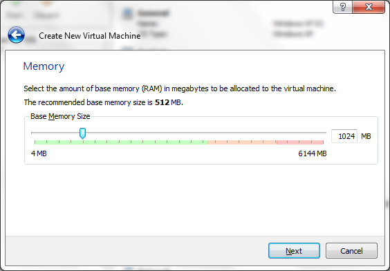 Virtual Machine Memory