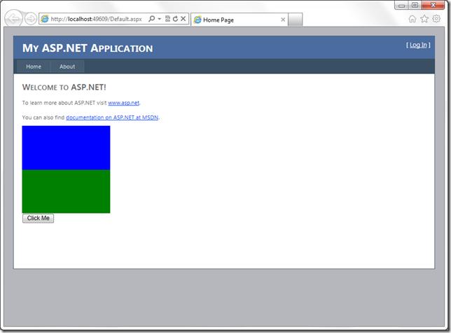 ASP.NET y jQuery